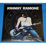 "Johnny Ramone - The final sessions - 12"" EP - 2014 - USA - Vinil Azul - Ramones"